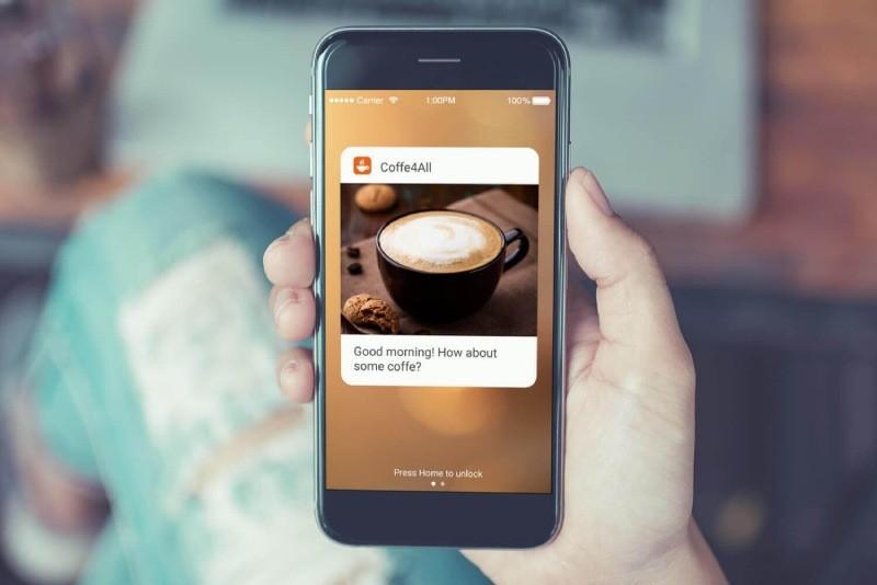 Push notification giúp tối ưu hành trình khách hàng