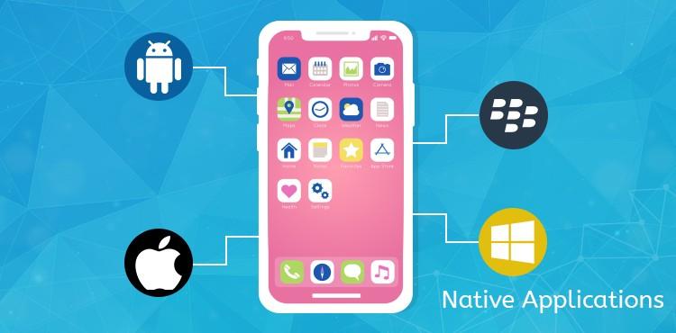 Native App hay còn được hiểu nôm na là Ứng Dụng Gốc - là ứng dụng được viết riêng cho một loại hệ điều hành như iOS, Android, Windows bằng ngôn ngữ lập trình tương ứng