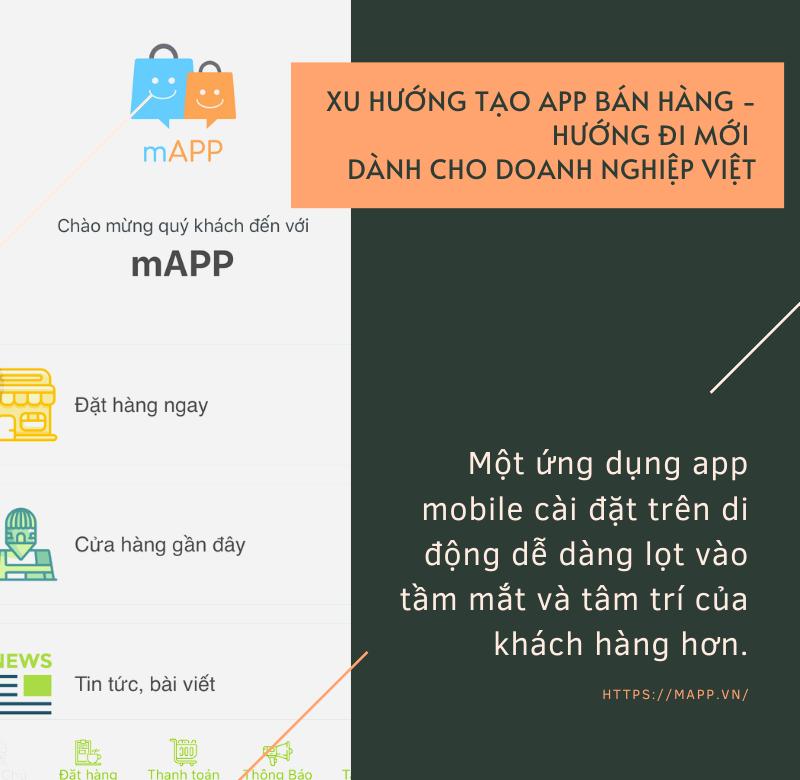 2. app mobile marketing hieu qua cho doanh nghiep