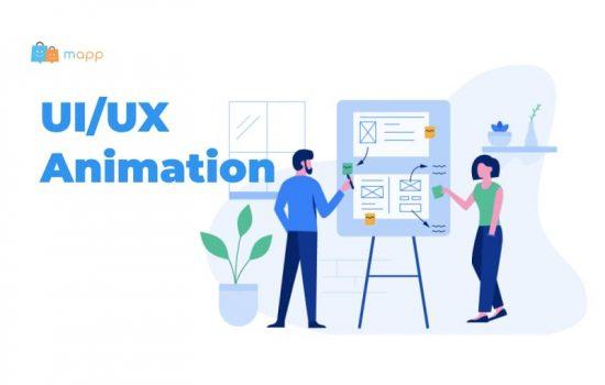 Animation, mobile UI/UX