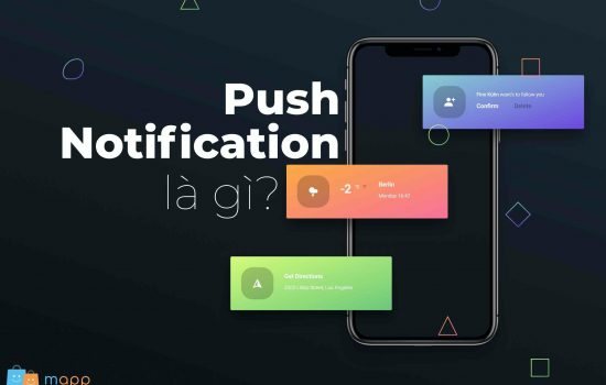 Push notification là gì?