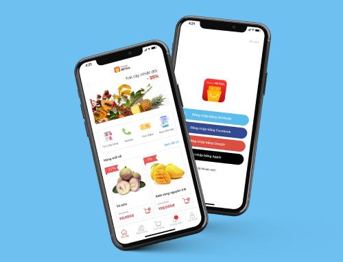 mapp tạo ứng dụng bán hàng tạo app bán hàng